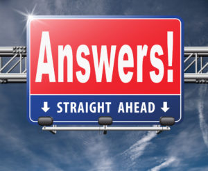 find answers and search truth to questions, every question has a