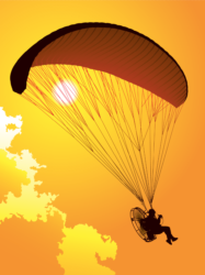 bigstock-Silhouette-of-a-paraglider-at--25686329