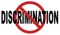 stop discrimination no racism agains minorities equal rigths no