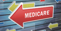 Moving-Red-Arrow-Of-Medicare
